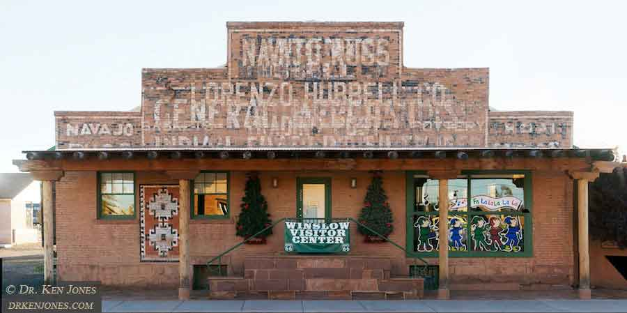 Hubbell Trading Post, Winslow, Arizona