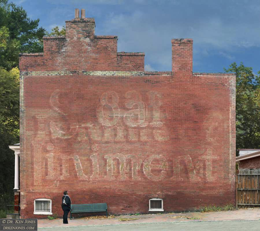 Sloan's Liniment, Richmond, Virginia